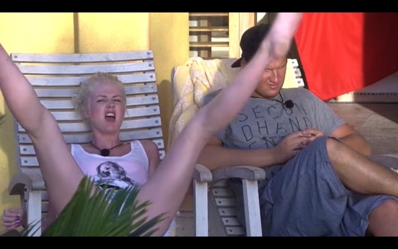 massasje tips paradise hotel nakenbilder