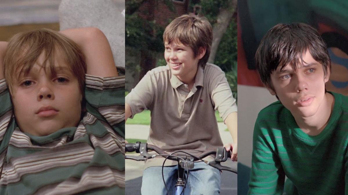 Richard Linklaters ambisiøse 12-årsprosjekt «Boyhood» har gått på norske kinoer i noen uker, og kommer nå også til Oslo Kino-eide saler. (Foto: UIP)