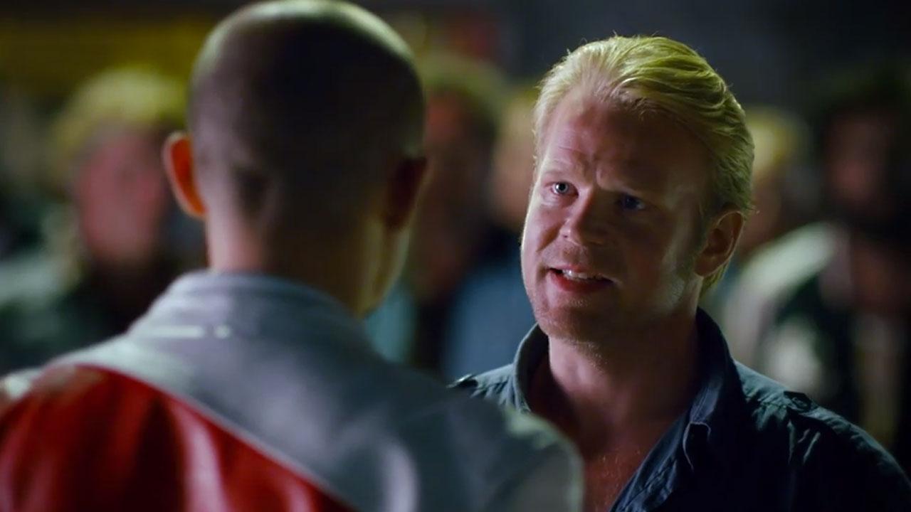 Anders Baasmo Christensen i Børning. (Foto: Filmkameratene)
