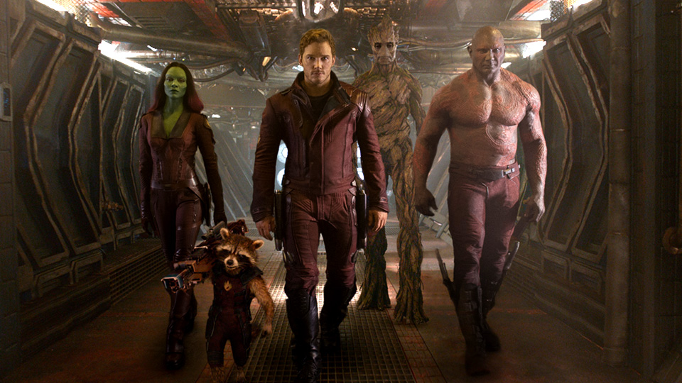 Guardians of the Galaxy. (Foto: The Walt Disney Company Nordic)