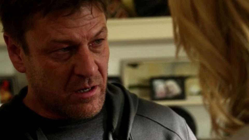 Sean Bean i «Legends».