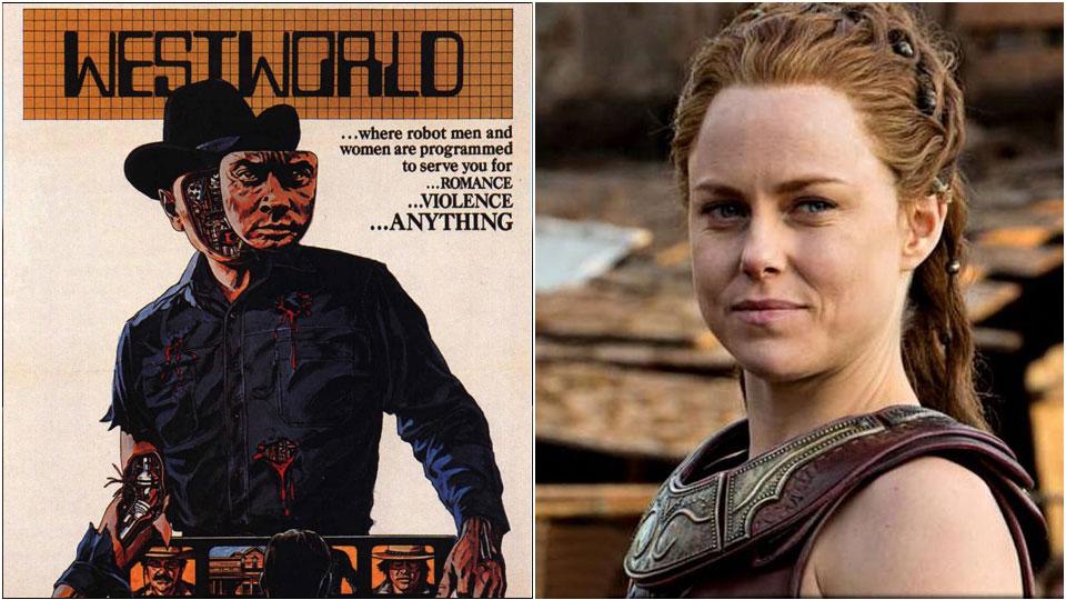 Ingrid Bolsø Berdal til HBOs «Westworld»-pilot.