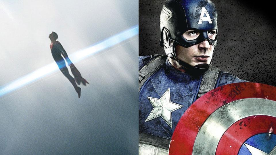 Supermann og Captain America møtes ikke den 6. mai 2016, likevel.