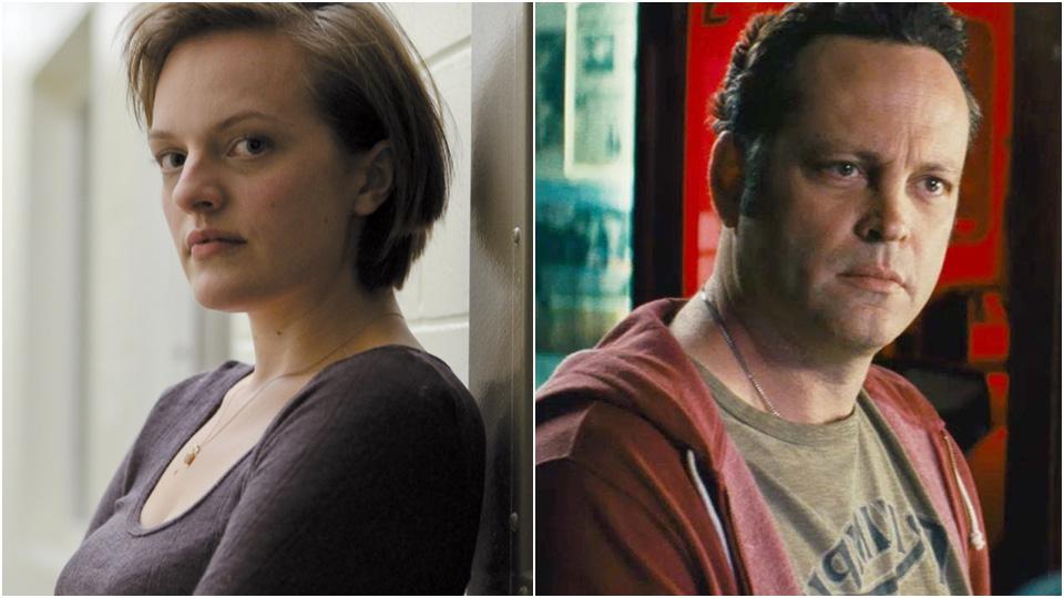 Elisabeth Moss og Vince Vaughn er omryktet til HBOs «True Detective».