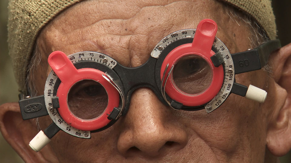 The Look of Silence - Joshua Oppenheimer.
