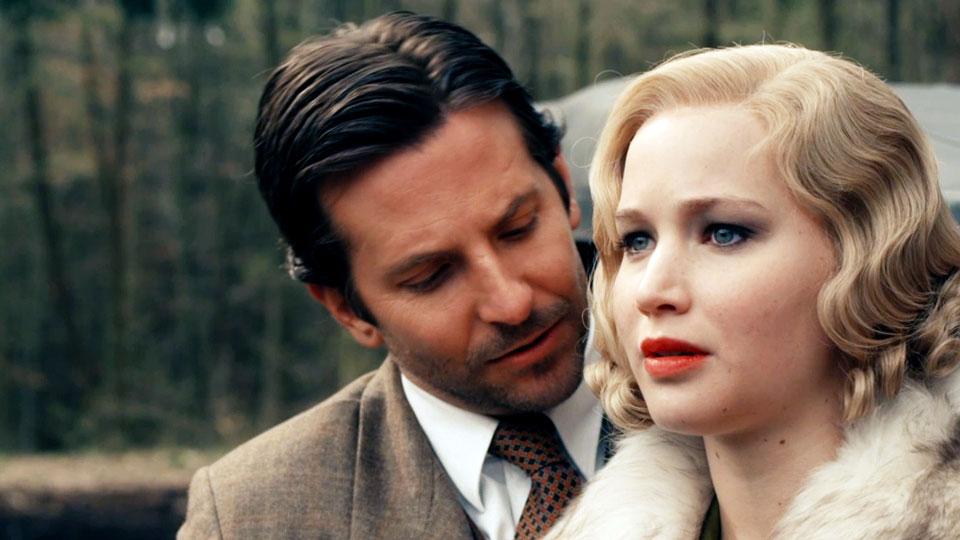 Bradley Cooper og Jennifer Lawrence i «Serena».