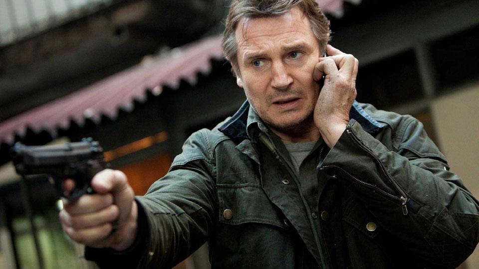 Liam Neeson i «Taken 3».