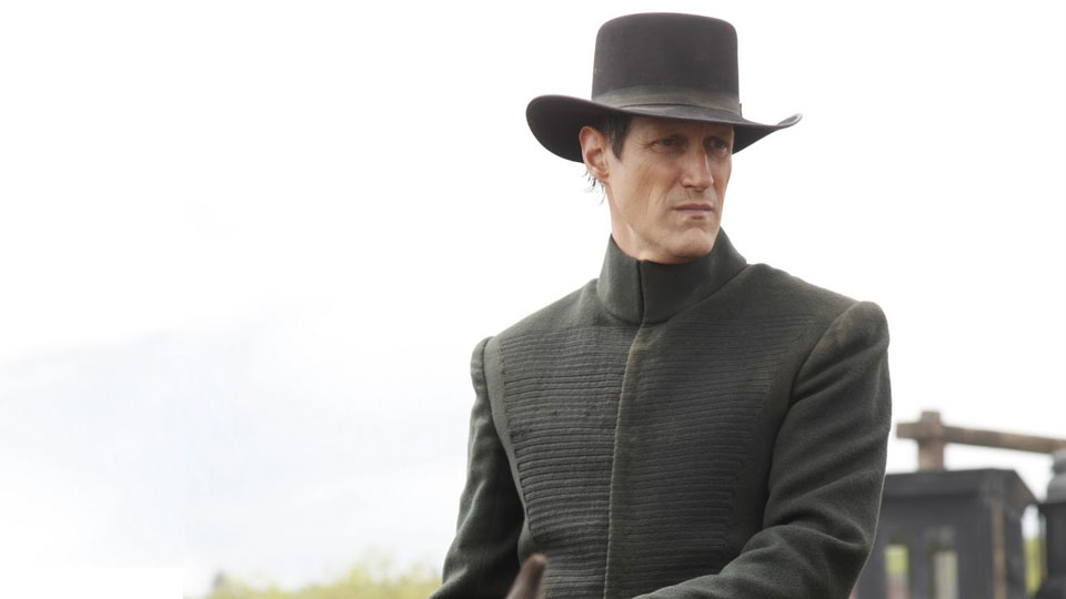 The Swede (Christopher Heyerdahl) i «Hell on Wheels». (Foto: AMC)
