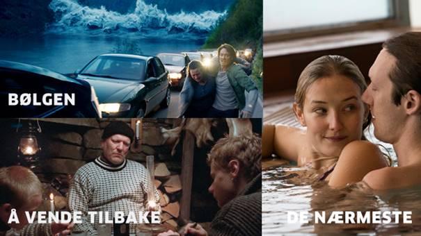Årets norske Oscarkandidater