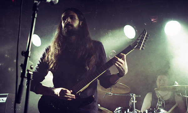 From the Vastland: Black metal fra Teheran. Foto: Gammaglimt