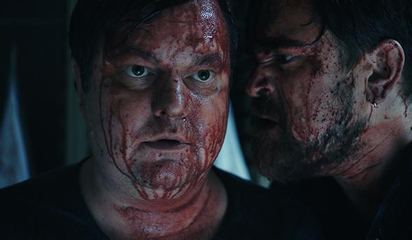 Et blodig øyeblikk i Espens indre liv. Foto: Rubicon TV