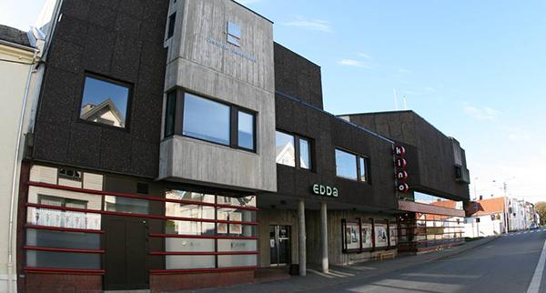 Edda kino i Haugesund. Foto: Eddakino.no