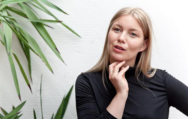 Regissør Aasne Vaa Greitbrokk. Foto: Caroline Ramnæs/Norsk filmdistribusjon