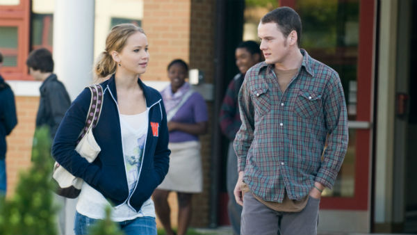 Jennifer Lawrence og Anton Yelchin i The Beaver. Foto: Summit Entertainment