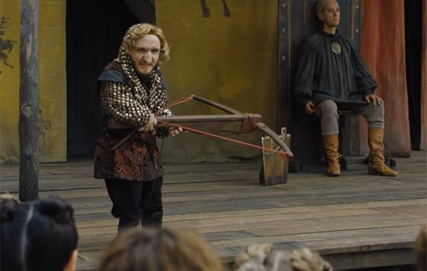 Er det for mye å be om en spin off-serie med meta-Tyrion?