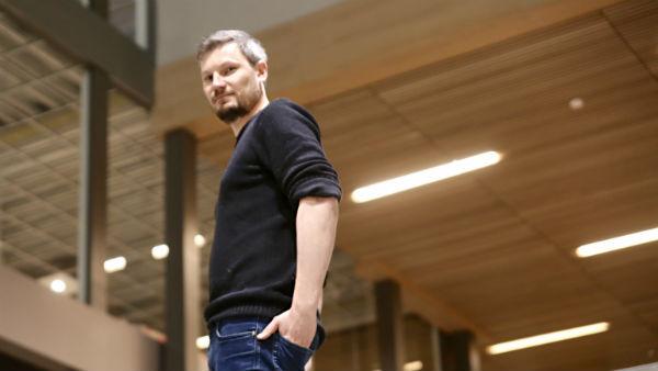 Tor Arne Øvrebø. Foto: Filter Media