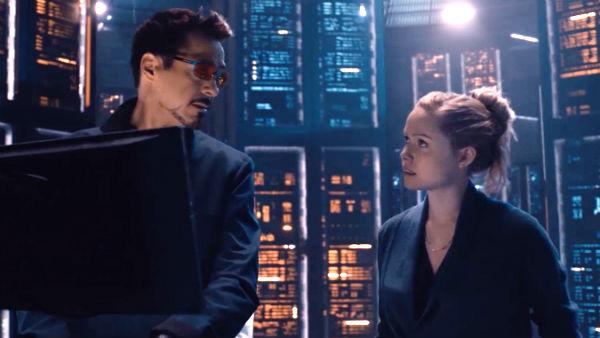 Deila mot Robert Downey Jr. i «Age of Ultron».