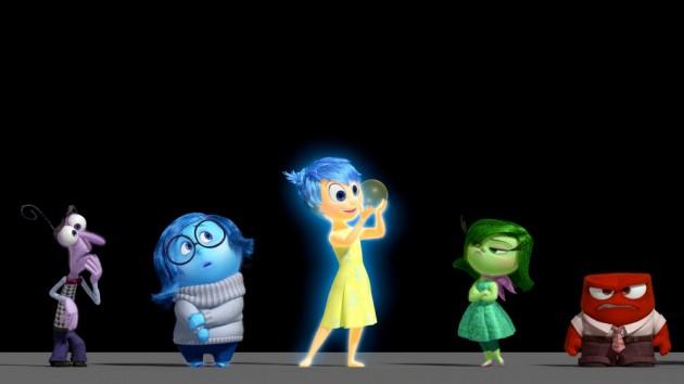 Inside Out fra Pixar.