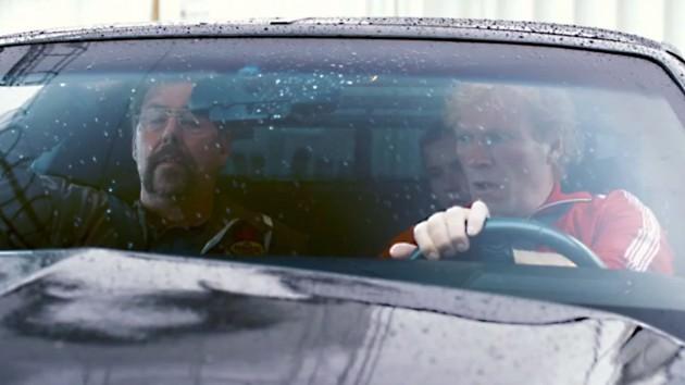 Otto Jespersen og Sven Nordin i «Børning». (Foto: SF Norge)