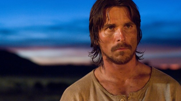 Christian Bale i «3:10 to Yuma». (Foto: SF Norge)