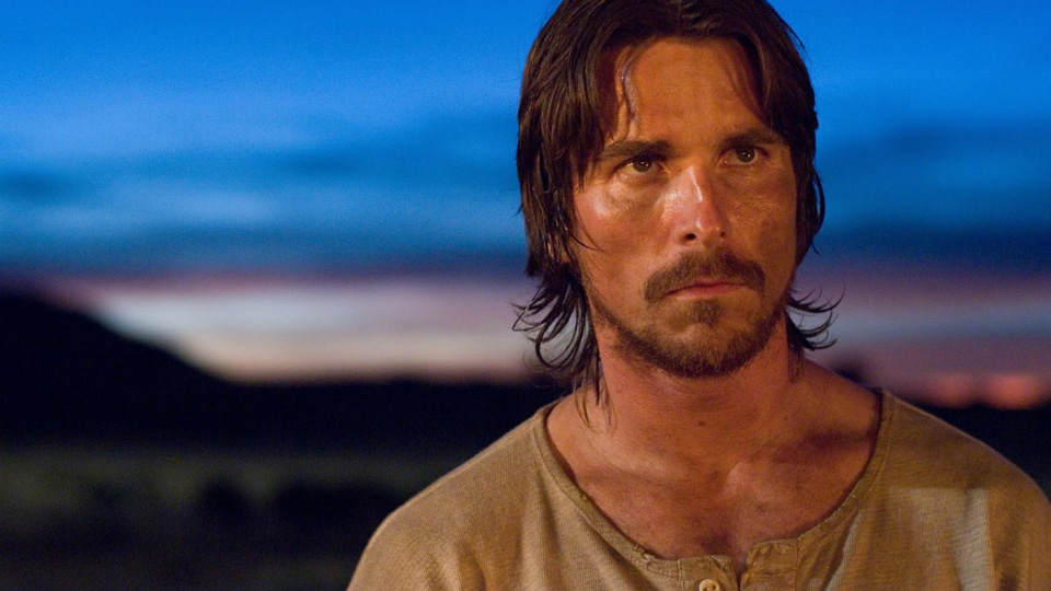 Christian Bale i «3:10 to Yuma». (Foto: SF Norge)