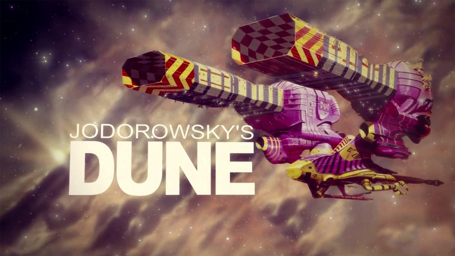Jodorowsky's Dune - plakat.