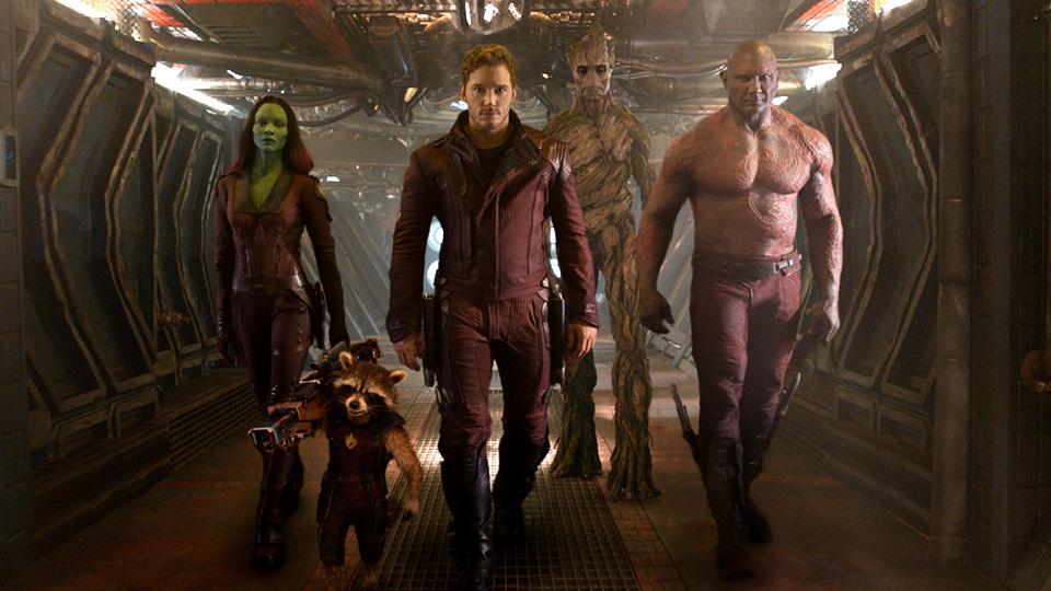 Guardians of the Galaxy. (Foto: The Walt Disney Company Nordic)