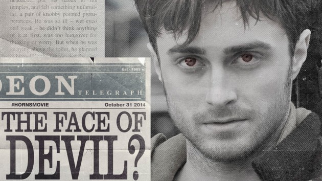 Daniel Radcliffe i «Horns».