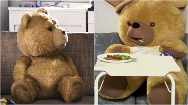 Ted og Charlie.