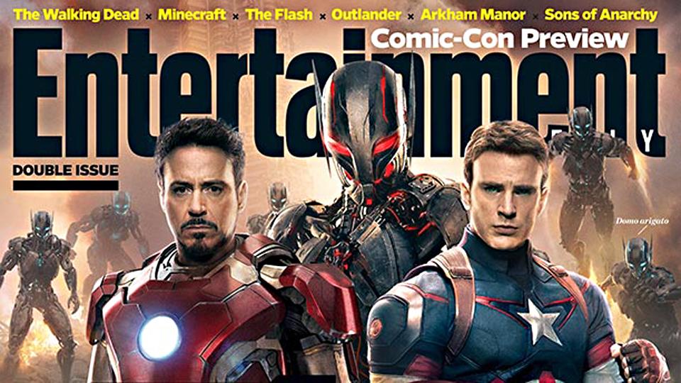 «Avengers 2: Age of Ultron»