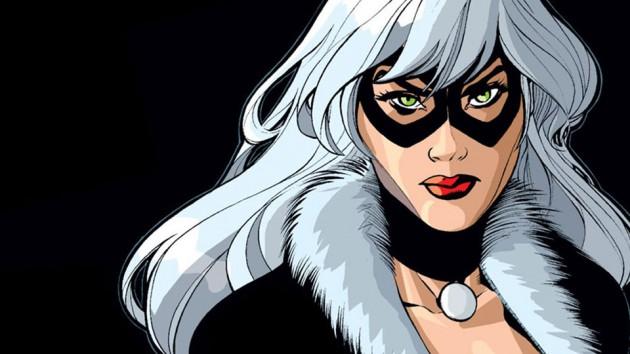 Black Cat fra «Spider-Man-tegneseriene. (Foto: Marvel)