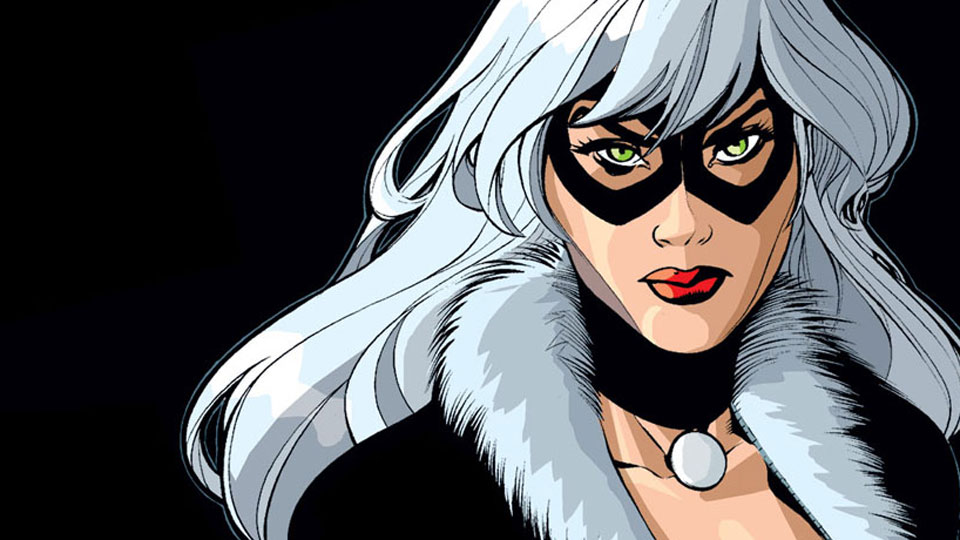 Black Cat fra «Spider-Man-tegneseriene. (Foto: Marvel)