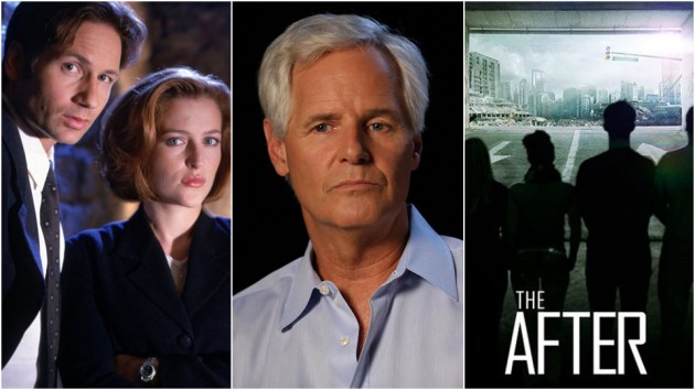 Chris Carter, skaperen av «The X-Files» og «The After». (Foto: National Geographic)