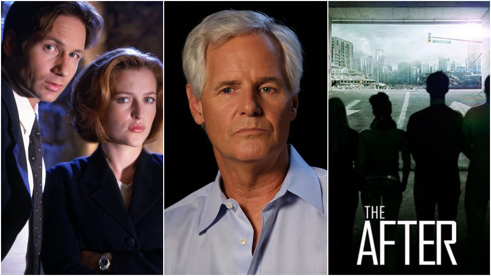 Chris Carter, skaperen av «The X-Files» og «The After». (Foto: National Geographic)