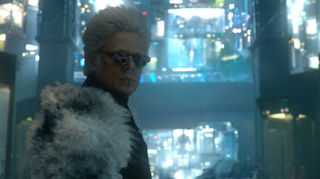 The Collector i «Guardians of the Galaxy». (Foto: Marvel)