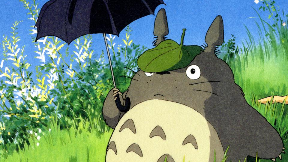 Studio Ghibli –Totoro