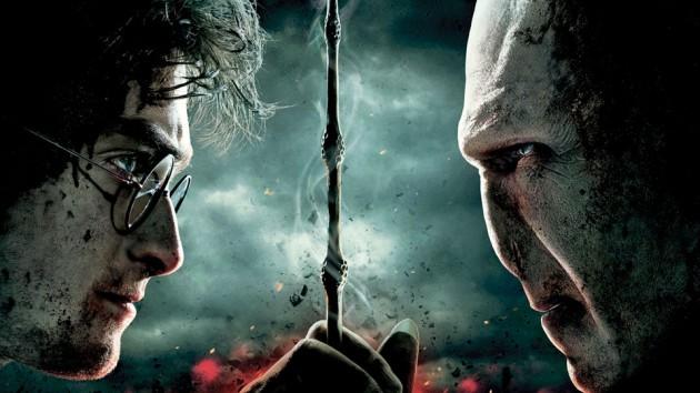 Harry Potter og Lord Voldemort. (Foto: Warner Bros)