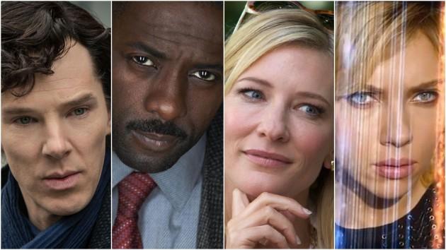 Jungle Book –Benedict Cumberbatch, Idris Elba, Cate Blanchett, Scarlett Johanssen.
