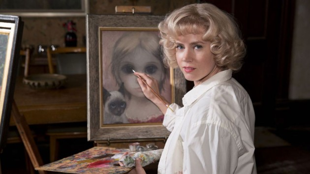 Amy Adams i Tim Burtons «Big Eyes».