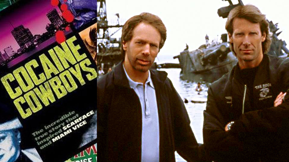 Jerry Bruckheimer og Michael Bay lager tv-serie av «Cocaine Cowboys».