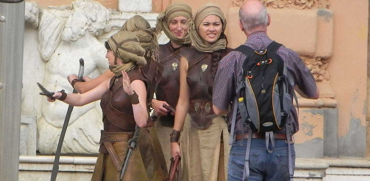 Game of Thrones - Sand Snakes