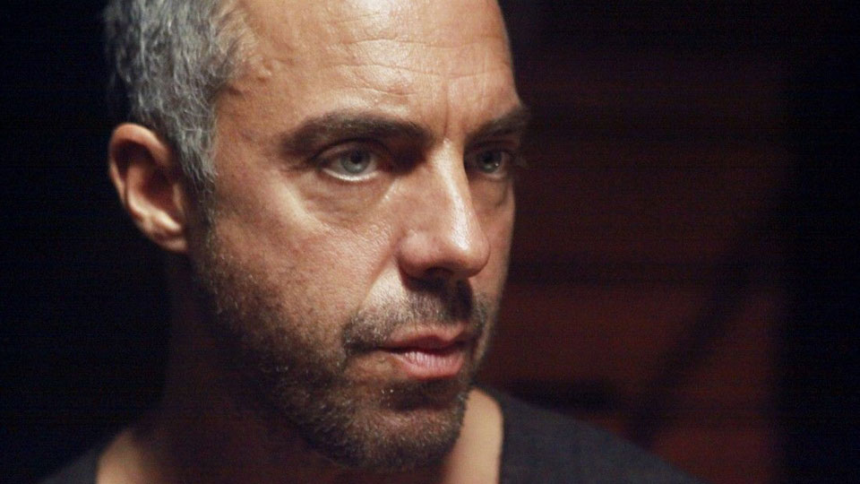 Titus Welliver som Harry Bosch.
