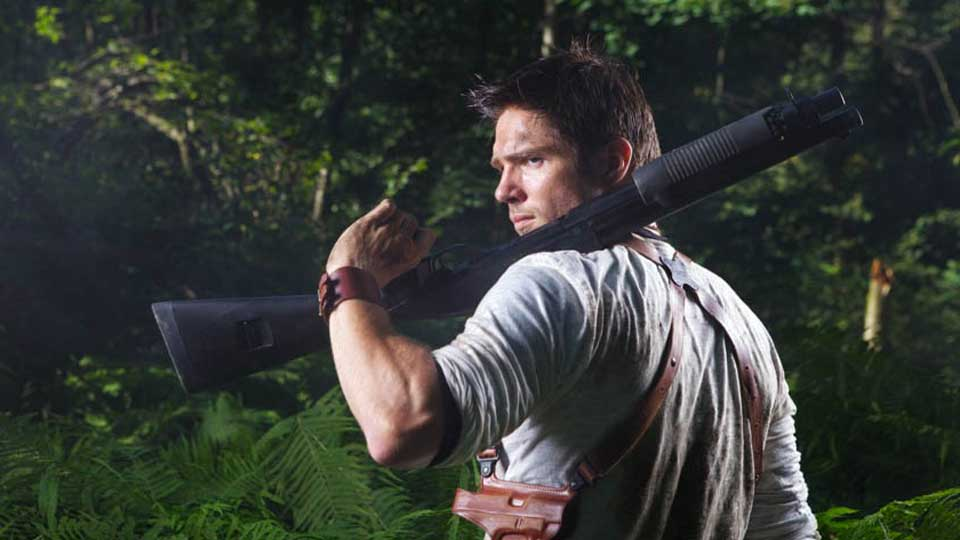 Uncharted Ambused - fanfilm.