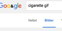 Sigaretter kanskje?