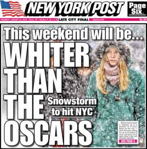 New York Post på torsdag.