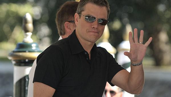 Matt Damon! Foto: Nicolas Genin, CC