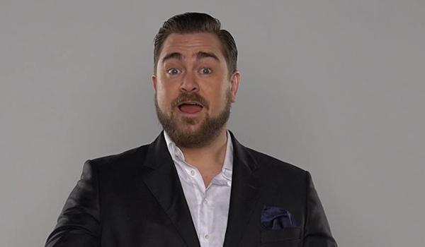 Sånn ser Håkon ut. Foto: Rubicon TV