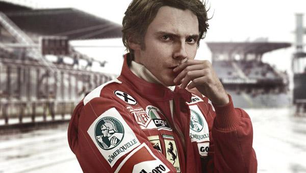 Bruhl spilte også Formel 1-legenden Niki Lauda i utsøkte «Rush».