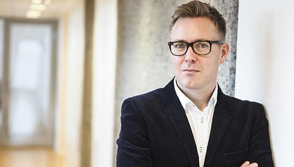 Torbjørn Urfjell. Foto: Produsentforeningen Virke