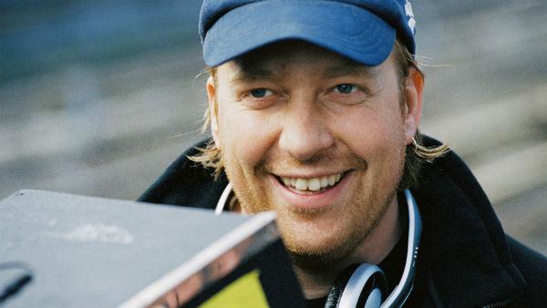 Godt, gammelt bilde av Tydum da han lagde «Buddy» i 2003. Foto: Alexander Kayiambakis/Sandrew Metronome
